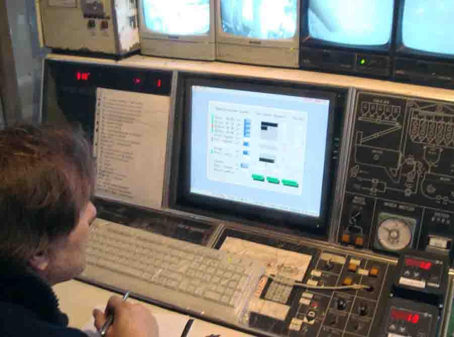 Отладка программы под АБЗ *ESPECO 1300 NEW 3000A* Корея